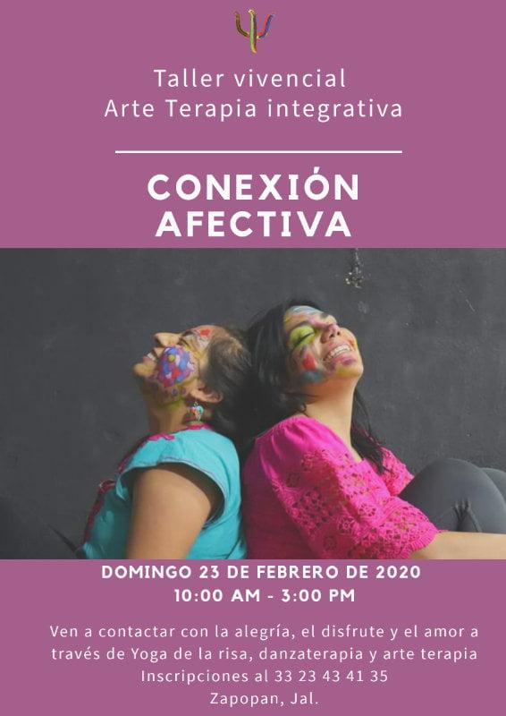 23 febrero 2020 - Conexión Afectiva